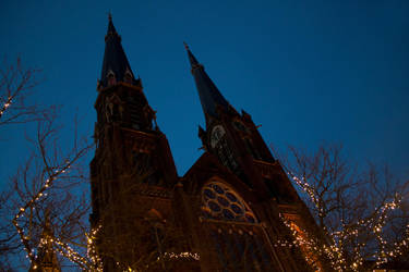 Delft Church by BlindSquare