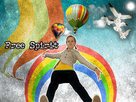 Free Spirit by mct2art