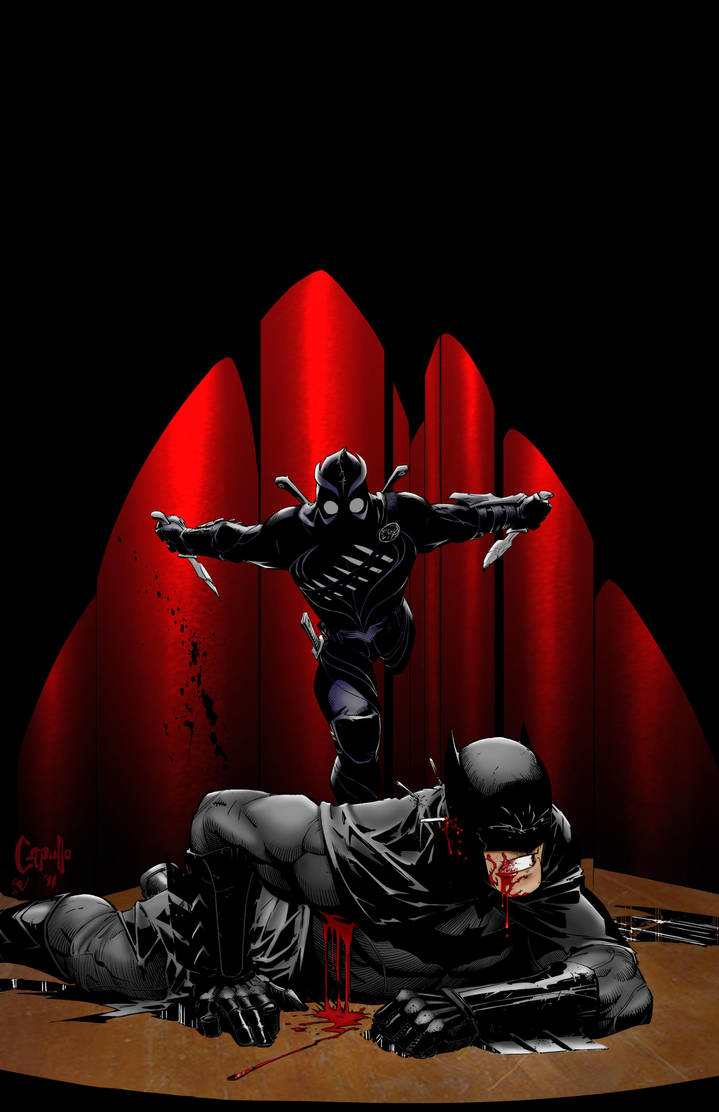 Batman 5 by ChrisNewmann