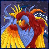 Phoenix Love by princess-phoenix