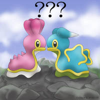 A Chance Pokemon Meeting by princess-phoenix