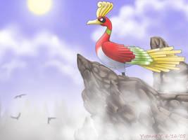 The Rainbow Pokemon by princess-phoenix