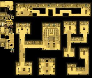 Desert interior tileset by princess-phoenix