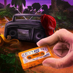 DKC: MIx't Ape '94 by LightningArts