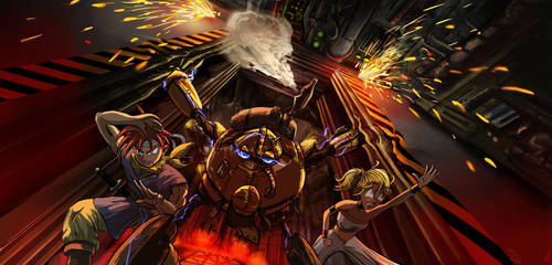 Chrono Trigger: Emergency Exit [Chronicles of Time by LightningArts