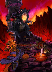 Chrono Trigger: The Fated Hour [Chronicles] by LightningArts
