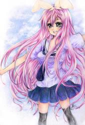 I'm free _ Usagi chan by xoxkimochiixox