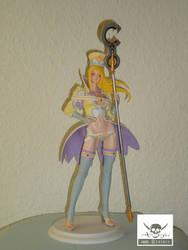 Shunya Yamashitas Funny Knight Petra 01 by Persephone-Galea