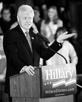 Bill Clinton Evil Smirk 01 by StudioFovea