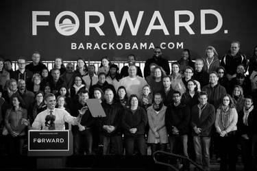 Barack Obama 2012 01 by StudioFovea