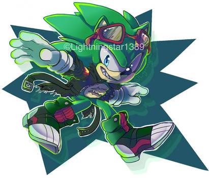 Cool Kid by lightningstar1389