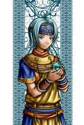 GSDD - Aqua Prince by claieth