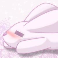 Bunny by KuroiRaine