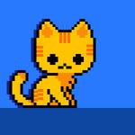 Pixel Tabby Cat by YellowFog4