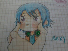 Alexy chibi. by asamirandom