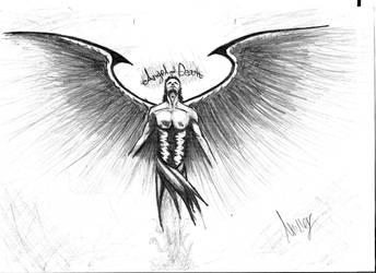 Angel Of Death by DarkExoricsT