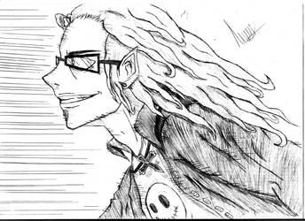 Cool Manga Character by DarkExoricsT