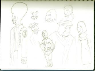 sketch dump 1 by XHallow