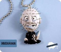 FIMO - Hellraiser Pinhead by buzhandmade