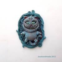 Cheshire CAT new Style by buzhandmade