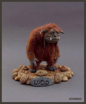 LUDO - Final - Labyrinth FANART by buzhandmade