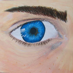 Eye painted by bldred