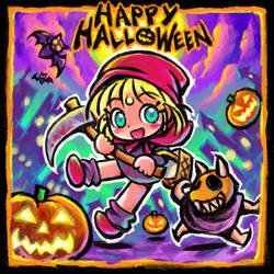 Happy Halloween by oi-chan