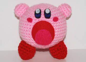 Kirby by craftyhanako