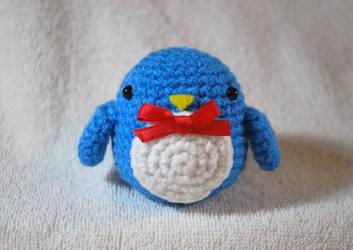 Penguin by craftyhanako