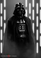 Darth Vader by LochaPowa