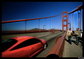 Golden Gate by M00SHY