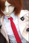 Death Note BJD: Kira by Maru-Light