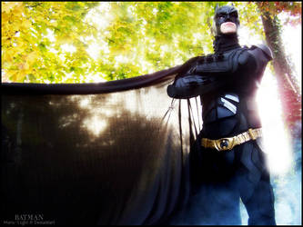 Batman by Maru-Light