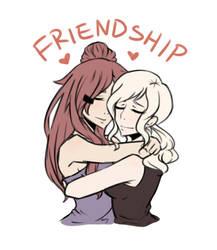 Friendship by TrollerBridge