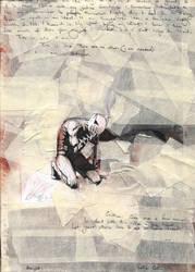Dustins commission - Batman by b33lz3bub
