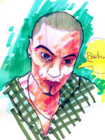 portrait from bar 399 by b33lz3bub