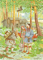 Fat Kol'ket. Elder's Advise. by Nikkolainen