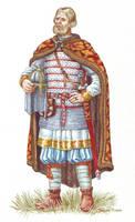 Slav prince. by Nikkolainen