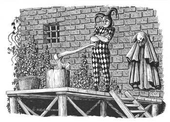 Executioner. by Nikkolainen