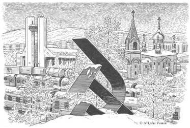 Return to Tynda. by Nikkolainen