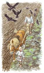 Ploughing by Nikkolainen