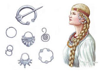 Jewelry by Nikkolainen