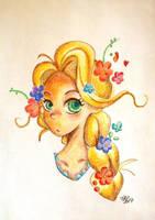 Rapunzel by asami-h