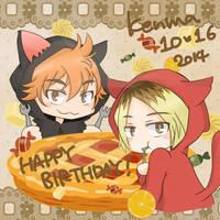 Happy Birthday_Kenma by asami-h