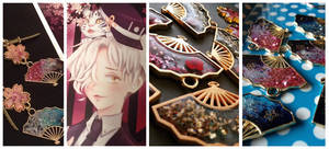Resin Charms by asami-h