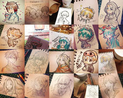 Sketch book by asami-h