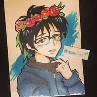 Yuri_Katsuki by asami-h