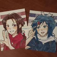 Hanamaru by asami-h