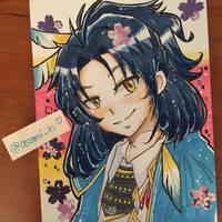 Sada chan by asami-h