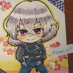 Bami chan by asami-h